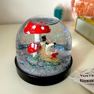 IKEA snow globe